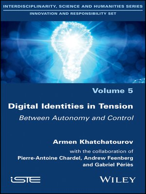 cover image of Digital Identities in Tension