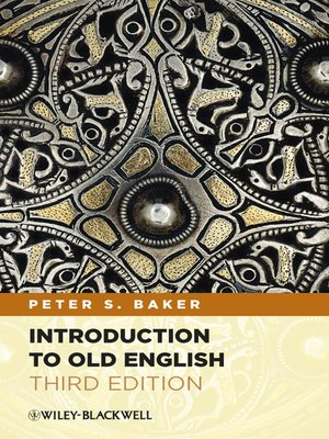 cover image of Introduction to Old English