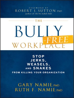 cover image of The Bully-Free Workplace