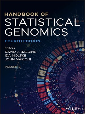 cover image of Handbook of Statistical Genomics