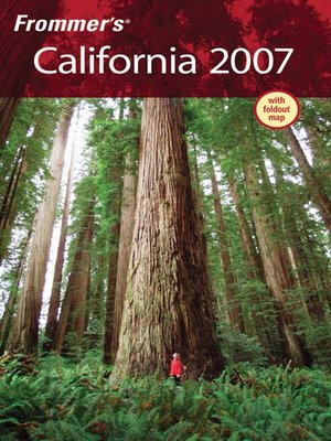 cover image of Frommer's California 2007