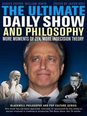 cover image of The Ultimate Daily Show and Philosophy