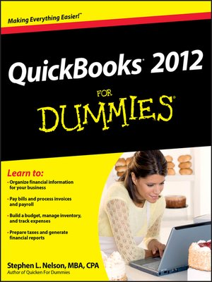 cover image of QuickBooks 2012 For Dummies