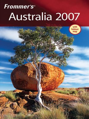 cover image of Frommer's Australia 2007