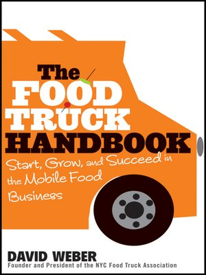 cover image of The Food Truck Handbook