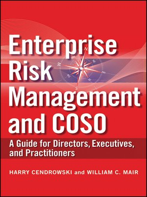 cover image of Enterprise Risk Management and COSO
