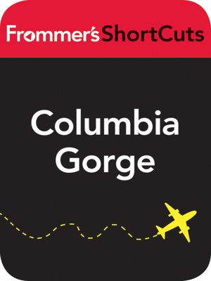 cover image of Columbia Gorge, Oregon