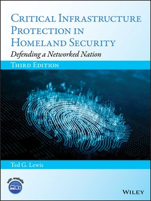 cover image of Critical Infrastructure Protection in Homeland Security
