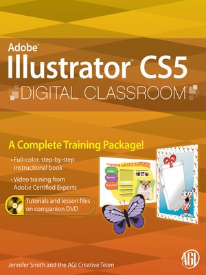 cover image of Illustrator CS5 Digital Classroom