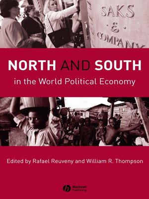 cover image of North and South in the World Political Economy