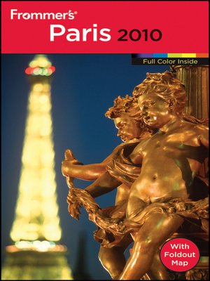 cover image of Frommer's Paris 2010