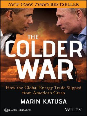 cover image of The Colder War