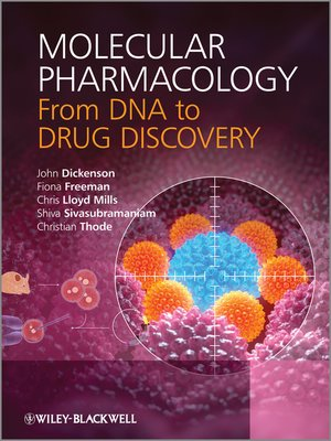 cover image of Molecular Pharmacology