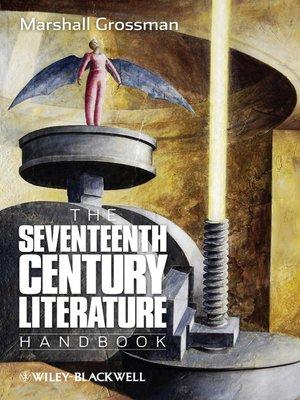 cover image of The Seventeenth--Century Literature Handbook