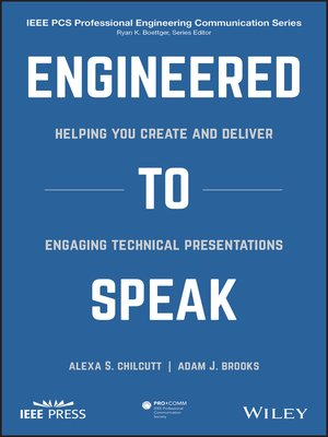 cover image of Engineered to Speak
