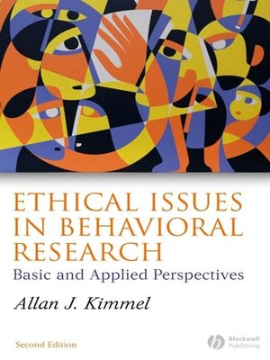 the importance of ethical issues in research One of the most important ethical considerations in research is the use of ethical considerations for researchers and the history of ethical issues in research.