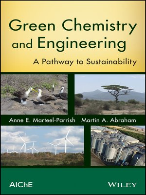 cover image of Green Chemistry and Engineering