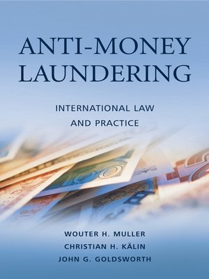 cover image of Anti-Money Laundering