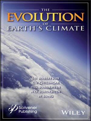 cover image of The Evolution of Earth's Climate