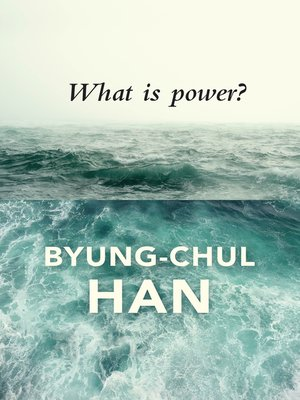 cover image of What is Power?