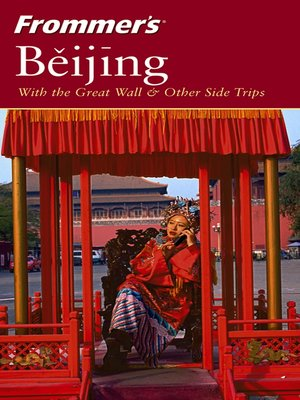 cover image of Frommer's Beijing
