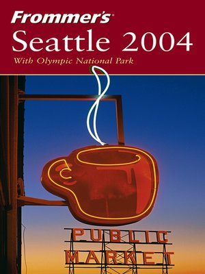 cover image of Frommer's Seattle 2004