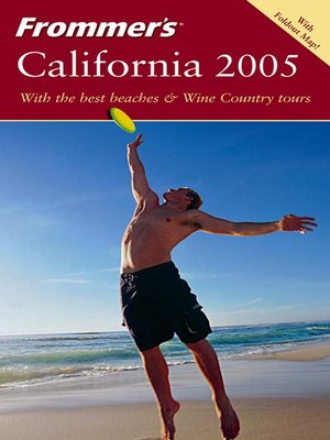 cover image of Frommer's California 2005
