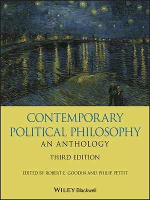 cover image of Contemporary Political Philosophy