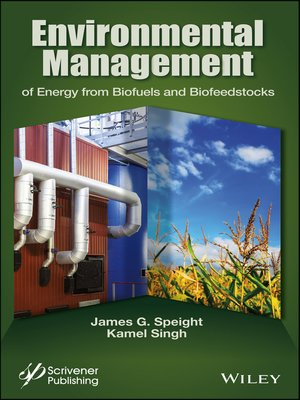 cover image of Environmental Management of Energy from Biofuels and Biofeedstocks