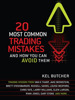 cover image of 20 Most Common Trading Mistakes