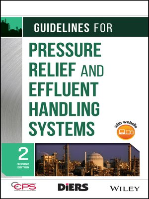 cover image of Guidelines for Pressure Relief and Effluent Handling Systems