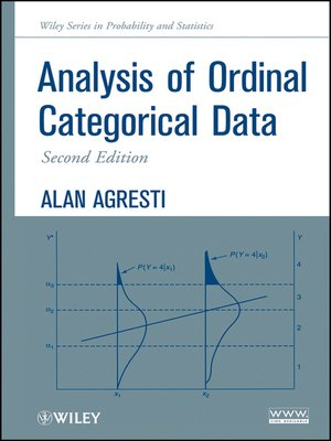 an introduction to categorical data analysis second edition solution manual