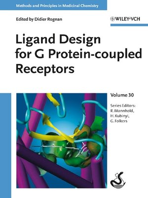 cover image of Ligand Design for G Protein-coupled Receptors, Volume 30