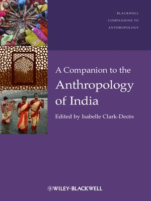cover image of A Companion to the Anthropology of India