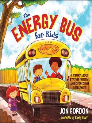 cover image of The Energy Bus for Kids