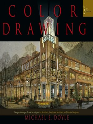 cover image of Color Drawing