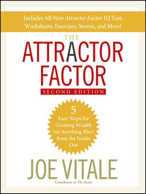 cover image of The Attractor Factor