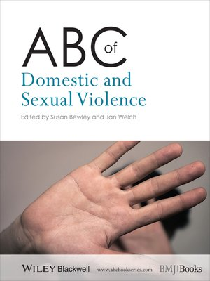 cover image of ABC of Domestic and Sexual Violence
