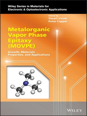 cover image of Metalorganic Vapor Phase Epitaxy (MOVPE)