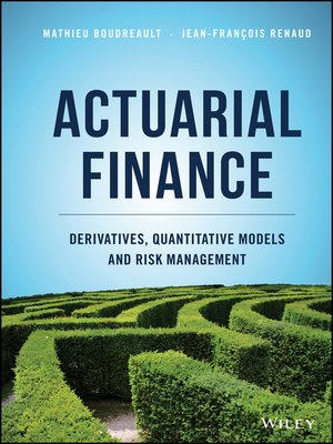 cover image of Actuarial Finance