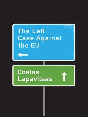 cover image of The Left Case Against the EU