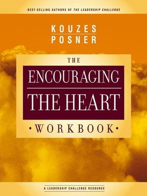 cover image of Encouraging the Heart Workbook