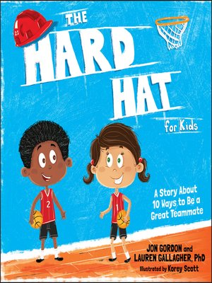 cover image of The Hard Hat for Kids