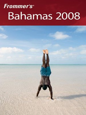 cover image of Frommer's Bahamas 2008