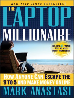 cover image of The Laptop Millionaire