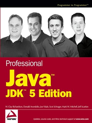 cover image of Professional Java