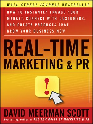 cover image of Real-Time Marketing and PR