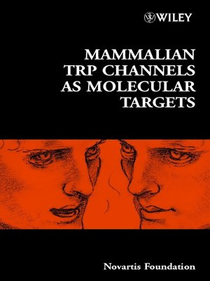 cover image of Mammalian TRP Channels as Molecular Targets