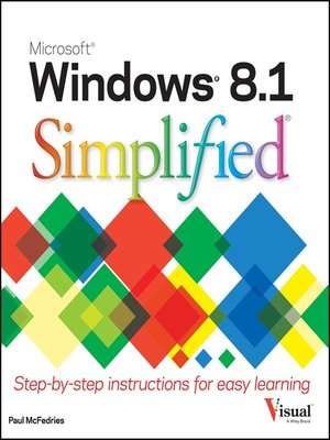 cover image of Windows 8.1 Simplified