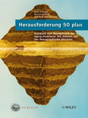 cover image of Herausforderung 50 plus